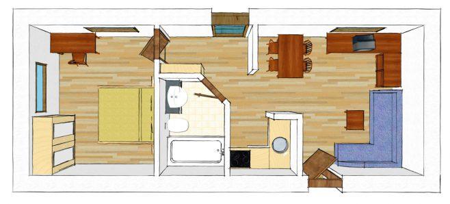 apartment-alpenrose-plan